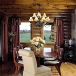 morningdale log homes, 15 - Rogers_kitchdin2