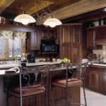 morningdale log homes, 26 - Rogers_kitchdin1