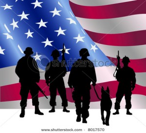 Thank You, Veterans, For Ensuring Our Freedom!