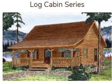 log cabin series